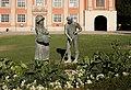 Wolfenbüttel, sculpturen voor die Trinitatiskirche van Frijo Müller-Belecke IMG 5399 2018-07-07 18.10.jpg