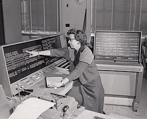 UNIVAC 1105 - The U.S. Census Bureau used 1105's to process the 1960 census.