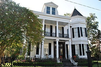 Garden District, New Orleans - Women's Guild of the New Orleans Opera Association