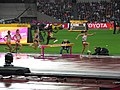 Women's 3000m steeplechase heats (36561657855).jpg
