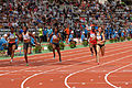 Women 100 m French Athletics Championships 2013 t151422.jpg
