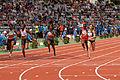 Women 100 m French Athletics Championships 2013 t151422.jpg
