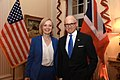 Woody Johnson and Liz Truss celebrating IWD 2020 (1).jpg