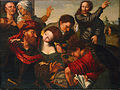 Workshop of Jan Sanders van Hemessen - The Calling of Matthew.jpg