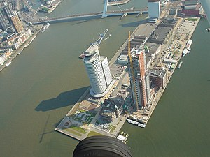 Montevideo (Rotterdam) - Image: World Port Center Rotterdam