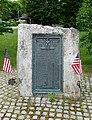World War I Memorial - Conway, Massachusetts - DSC06418.jpg