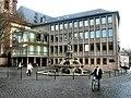 Worms- Stadtbibliothek- von Marktplatz aus 10.12.2009.jpg