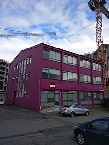 La sede di WOW air a Reykjavík