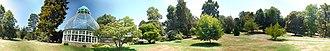 Wright Park Arboretum - Image: Wright Park Arboretum