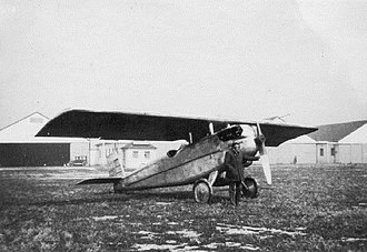 Dornier Do H - The WP-1 under test with the US Navy in about 1923