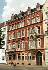 Landeskirchenamt Hannover Kantine