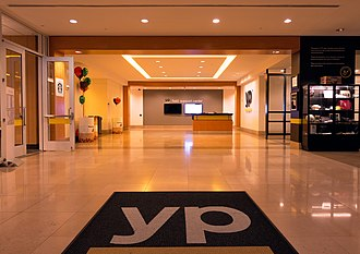 YP Holdings - Entrance to the YP Headquarters, in Tucker Georgia