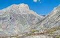 Yakawa Kang and Thorong La - Annapurna Circuit, Nepal - panoramio.jpg