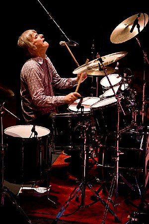 The Yardbirds - Jim McCarty drums the Yardbirds 1963–68, 1992–present
