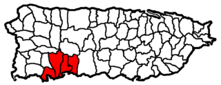 Yauco metropolitan area human settlement in United States of America