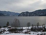 Lake Teletskoye, Siberia