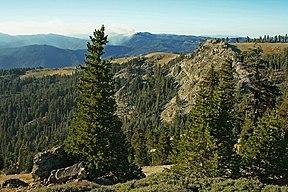Yolla Bolly Middle Eel Wilderness Wikipedia