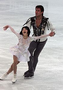 Yuko KAWAGUCHI Alexander SMIRNOV EC 2009.jpg