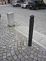 Zábrana vjezdu (Havlíčkovo náměstí).jpg