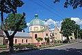 Zhovkva Hospital of St Lazar RB.jpg