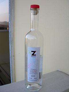 Zivania Cypriot alcoholic beverage