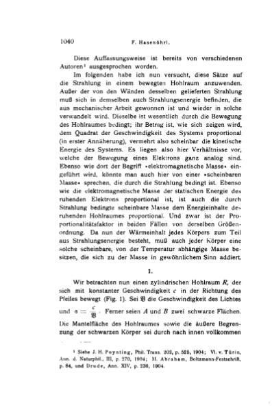 File:Zur Theorie der Strahlung bewegter Koerper.djvu