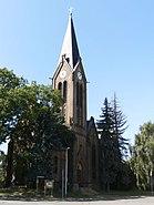 Zwötzen, Kirche