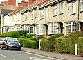 """""""Orlit"""" houses, Belfast - geograph.org.uk - 1389377.jpg"""