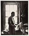 'George C. Miller, Lithographer' by Ellison Hoover, 1949.jpg