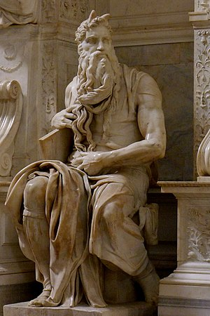 https://upload.wikimedia.org/wikipedia/commons/thumb/0/0f/'Moses'_by_Michelangelo_JBU140.jpg/300px-'Moses'_by_Michelangelo_JBU140.jpg