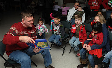 'Mustangs' host Christmas party, build family morale 121211-A-CJ112-820.jpg