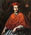 (Albi) Portrait du cardinal Laurent Strozzi - Palais de la Berbie.jpg
