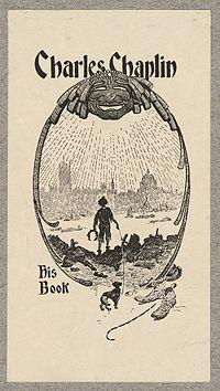 (Bookplate of Charles Chaplin) (LOC) (15606497101).jpg