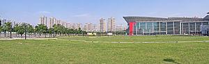 Suzhou International Expo Center - Suzhou International Expo Center