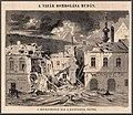 Árvíz Buda. A Mausch-féle ház a Rácvárosi Fő úton. Vasárnapi Ujság, 1875.jpg
