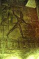 Ägypten 1999 (134) Assuan- Im Großen Tempel von Abu Simbel (27595822585).jpg
