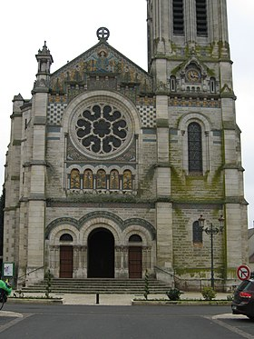 Image illustrative de l'article Église Saint-Étienne de Briare