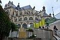 Église Saint-Eustache de Paris vue des Halles.jpg