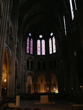 Image illustrative de l'article Église Saint-Ignace de Paris