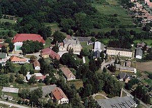 Öreglak - Öreglak from a bird's eye view