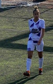 Şevval Alpavut association football player