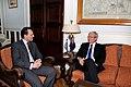 Συνάντηση ΥΠΕΞ Δ. Δρούτσα με ΥΠΕΞ Αυστραλίας K. Rudd - Meeting of FM D. Droutsas and Australian FM K. Rudd (5410677630).jpg