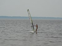 Виндсёрфинг на Горьковском море.jpg