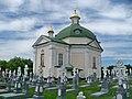 Всіхсвятська церква у Почаєві на кладовищі.JPG