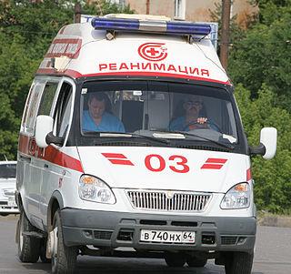 Healthcare in Russia