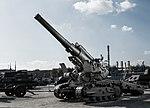 Гаубица Б-4 в Музее военной техники УГМК.jpg