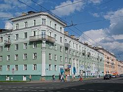 Гомель. Улица Ленина..JPG