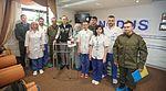 Командування Національної гвардії України відвідало поранених військовослужбовців на передодні Великодня 3292 (17059685996).jpg