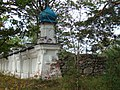 Коневец Ограда кладбища Угловая башня.jpg
