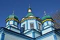 Лехнівка. Церква Різдва Іоана Предечі. 1877 р. Верхи.jpg
